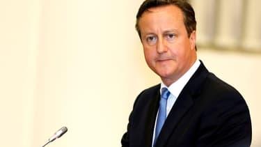 David Cameron a promis d'organiser un référendum sur la question de l'appartenance à l'Europe d'ici à 2017
