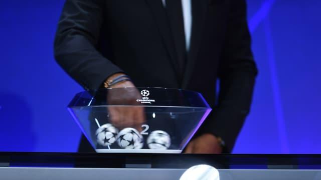 Le tirage au sort des tours préliminaires de la Ligue des champions