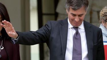 Jérôme Cahuzac touche encore ses indémnités d'ancien ministre soit 9 443 euros bruts mensuels