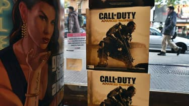 "Le dernier Call Of Duty ""Advanced Warfare"" est sorti début novembre."