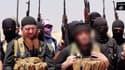 Dans une vidéo postée sur Twitter, des membres de l'EI annoncent avoir pris le contrôle d'un champ pétrolier de l'Est de la Syrie.