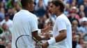 Nick Kyrgios et Rafael Nadal