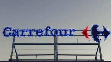 Carrefour lance une nouvelle marque pour 87 produits.