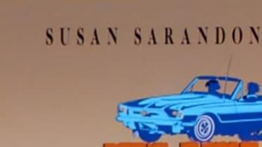 Sorti en 1991, Thelma&Louise célèbre la liberté de deux amies, jouées par Susan Sarandon et Geena Davis. La troisième fille de la bande, c'est la Ford Thunderbird décapotable verte de 1966.