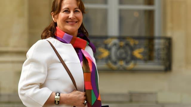 Ségolène Royal, ministre de l'Écologie