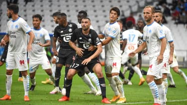 Le match OM-Lille