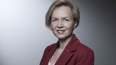 Virginie Calmels en mars 2018.