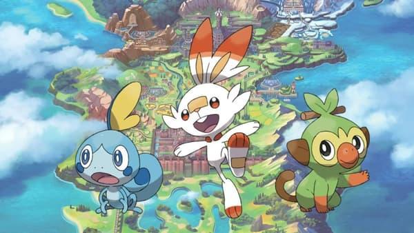 De gauche à droite, Larméléon, Flambino et Ouistempo