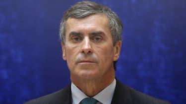 L'ancien ministre du Budget, Jérôme Cahuzac.