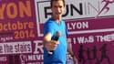 Pierre Sedze, ici lors du Run In Lyon 2014.
