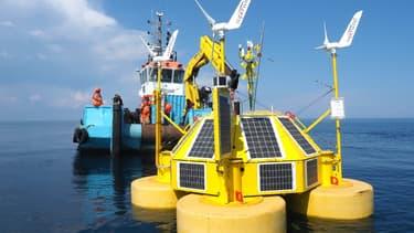 La phase d'expérimentation pour chaque projet en Méditerranée est de 20 ans.