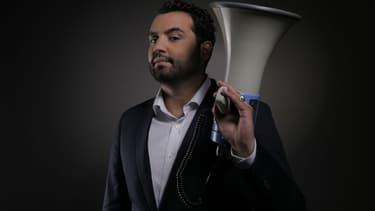 L'humoriste Yassine Belattar