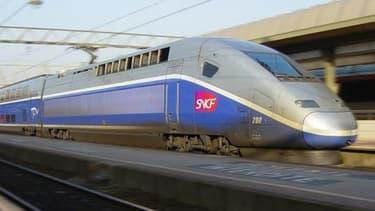 Une jeune femme a été tuée en gare de Toulon, mortellement percutée par un TGV. (Photo d'illustration)