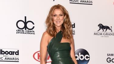 Céline Dion au Billboard Music Awards à Las Vegas le 17 mai 2015.