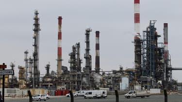 Le fonctionnement de la raffinerie de Grandpuits avait déjà été entravé en octobre 2010, lors de la réforme des retraites.