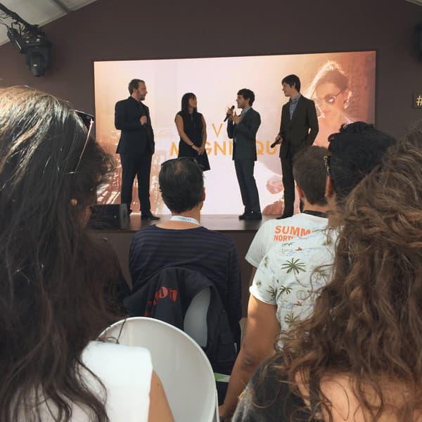 Conférence de presse Xavier Dolan
