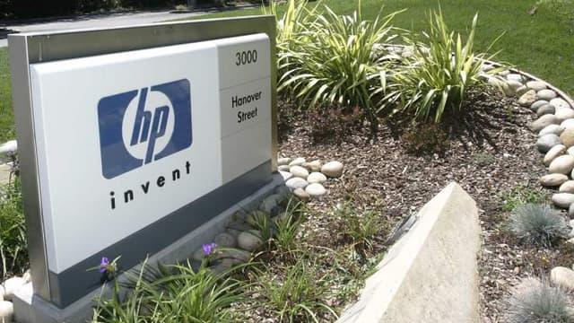 HP met fin à trois ans de baisse de son chiffre d'affaires