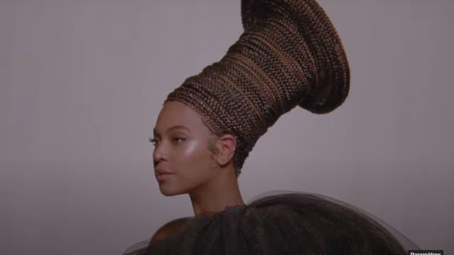 "Beyoncé dans ""Black is King"""