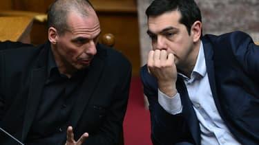 La crise grecque s'amplifie.