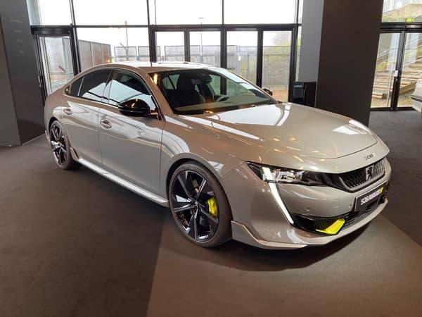 Après la 508, d'autres véhicules de la gamme Peugeot devraient recevoir la griffe PSE.