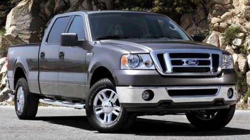 Le Ford 150, un pick up qui symbolise l'Amérique, ses artisans et ses petites entreprises, est devenu le modèle le plus vendu aux Etats-Unis.
