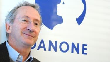 Les bénéfices de Danone sont en chute de 15%, à 1,4 milliard d'euros.