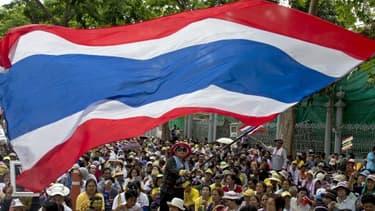 Le contexte politique tendu affecte désormais l'économie thaïlandaise.