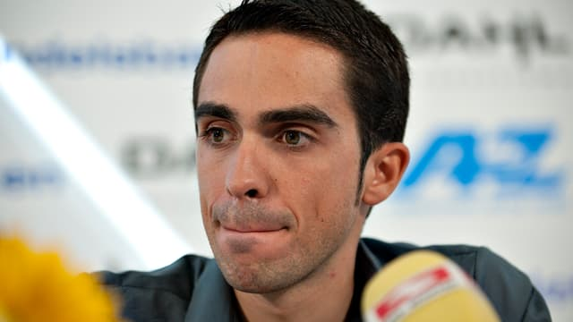 Le clan Contador fourbit ses armes en vue du sprint final devant le TAS