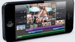 Le nouvel iPhone 5 dévoilé mercredi 12 septembre 2012 par Apple