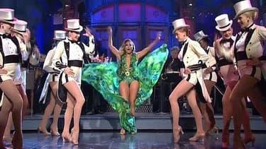 Jennifer Lopez dans le Saturday Night Live
