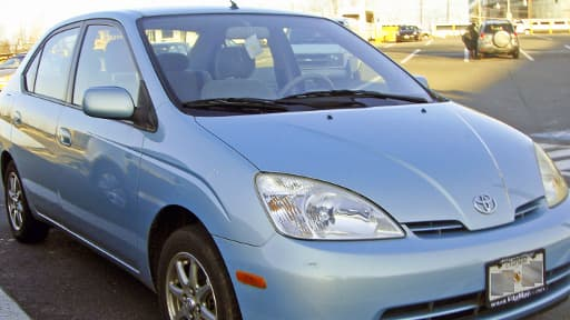 La Toyota Prius fait partie des modèles rappelés