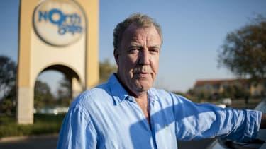 """Jeremy Clarkson, présentateur emblématique de """"Top Gear""""."""