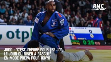 """Judo : """"C'est l'heure pour les JO"""", le jour où Riner a basculé en mode prépa de Tokyo"""