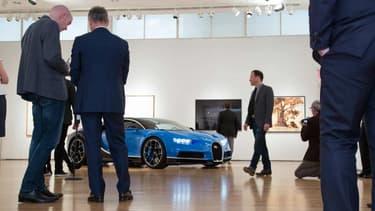 Bugatti a conçu une voiture mêlant raffinement, personnalisation et ingénierie très poussée pour satisfaire un public de richissimes collectionneurs.