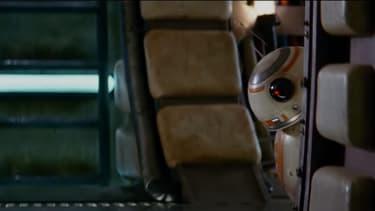 """Un extrait du prochain """"Star Wars: Le réveil de la Force"""""""