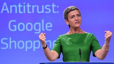 Après avoir infligé à Google une amende de 2,4 milliards d'euros, MargretheVestager, la commissaire européenne en charge des questions de concurrence, est-elle parvenue à faire modifier son algorithme?