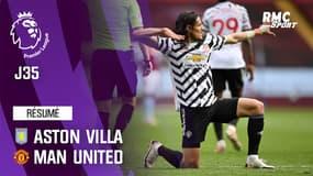 Résumé : Aston Villa 1-3 Manchester United – Premier League (J35)
