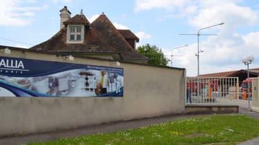 La fermeture de l'usine Allia de Digoin (Saône-et-Loire) menace 177 emplois.