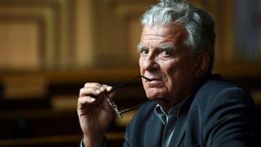 Le politologue Olivier Duhamel, à Paris le 19 mai 2016