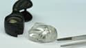 """Ce diamant blanc pourrait atteindre un """"prix exceptionnel"""", selon la compagnie Gem Diamonds."""