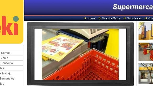 Les 130 magasins de la chaîne Eki pourraient tomber dans le giron de Carrefour.