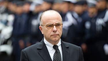 Bernard Cazeneuve, le 25 avril 2014.