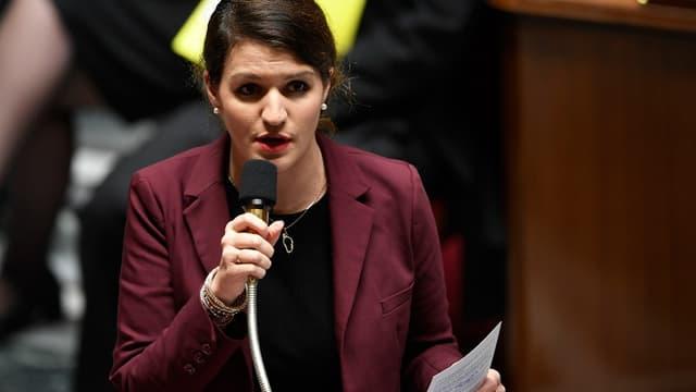 Marlène Schiappa, secrétaire d'État à l'Egalité