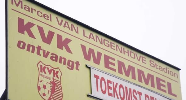 Le stade Marcel Van Langenhove, à Wemmel