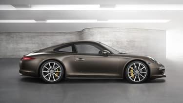 La Porsche 911 Carrera 4S, le modèle qui, le temps d'un essai sur Silverstone, fera le bonheur d'un fan de la marque.