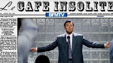 """Le nouveau film de Martin Scorsese, """"Le Loup de Wall Street"""", vient de battre un étonnant record."""