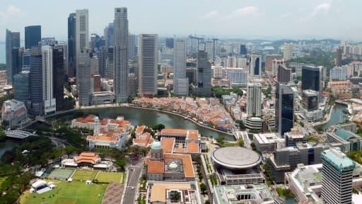 Singapour est l'un des pays les plus secrets en matière de fiscalité