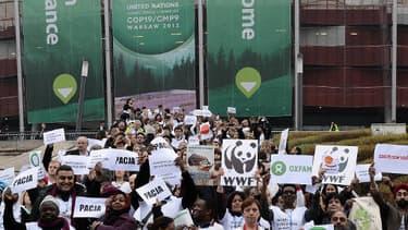 Les ONG avaient claqué la porte de la conférence sur le climat à Varsovie en novembre.
