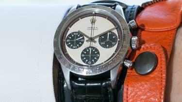 La Rolex de Paul Newman.