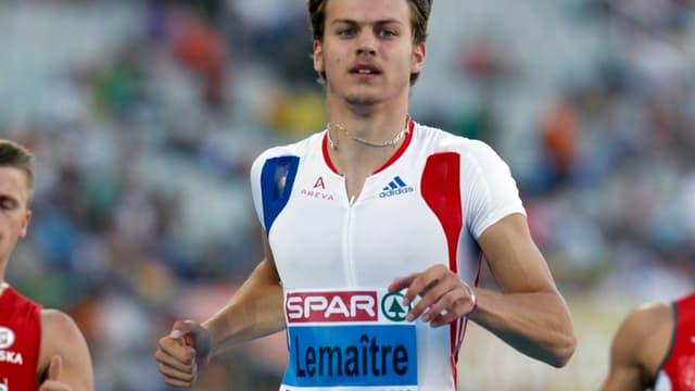 Christophe Lemaitre